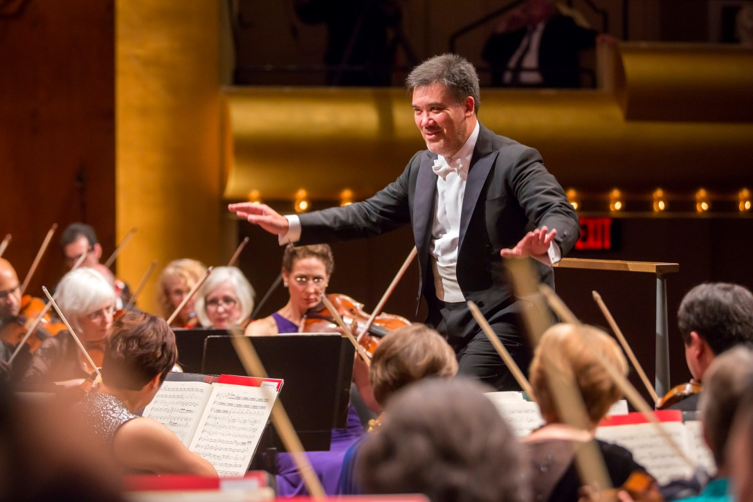Photo Credit: Chris Lee, courtesy of the New York Philharmonic