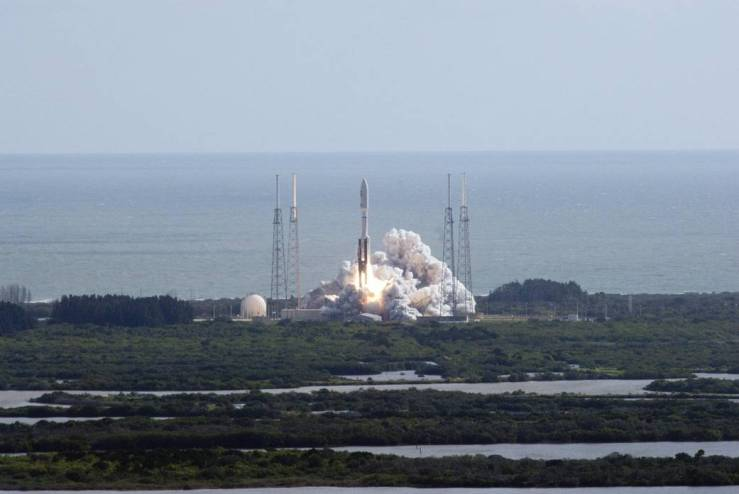 MSL-launch